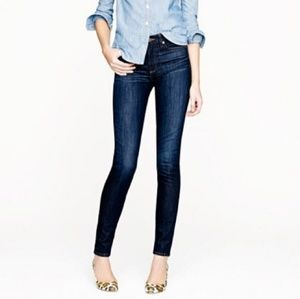 J. Crew Toothpick Ankle Jeans G39